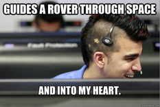 Mohawk Guy Meme