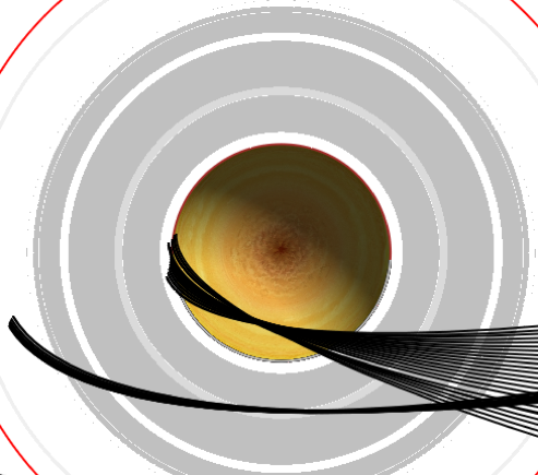 Cassini's end-of-mission 'proximal' orbits