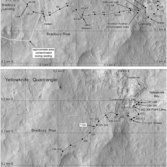 Phil Stooke's Curiosity route maps (updated to sol 471)