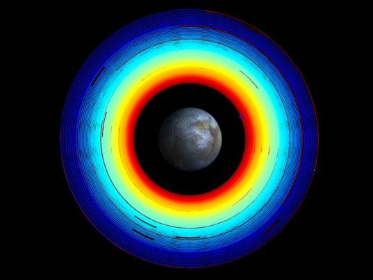 Dawn's spiral transfer from HAMO to LAMO