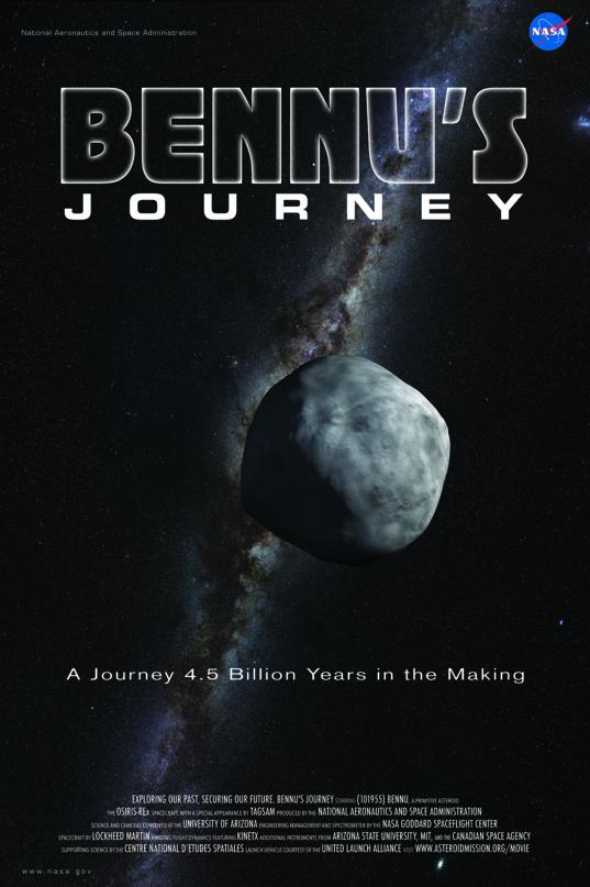 Bennu's Journey