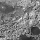 Phil Stooke's Curiosity route maps (updated to sol 1157)