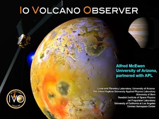 Io Volcano Observer
