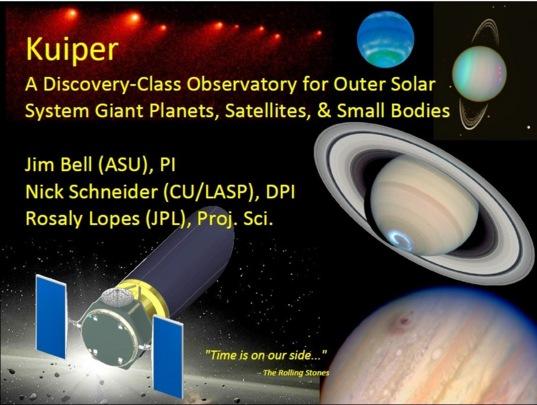 Kuiper Space Telescope (proposed)