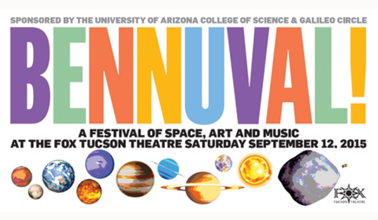 Bennuval! Festival of space, art and music