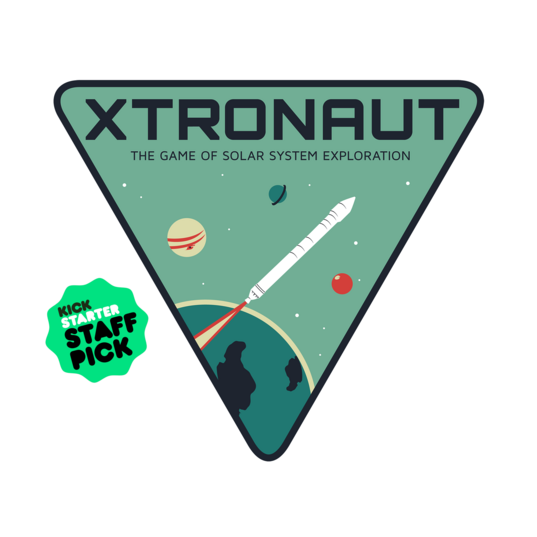 Xtronaut Kickstarter campaign