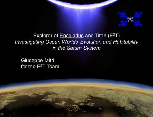 Explorer of Enceladus and Titan