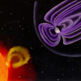 Coronal mass ejections and Earth's magnetosphere