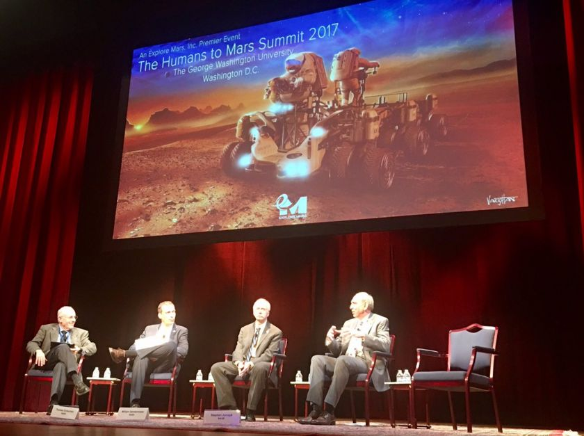2017 Humans to Mars Summit