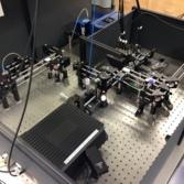Exoplanets Laser prototype