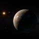 Artist's impression of planet Proxima Centauri b