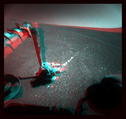 Opportunity at Monte Cristo 3D in 3D