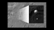 Curiosity's picture perfect landing