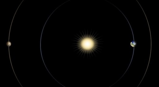 Solar conjunction coming soon