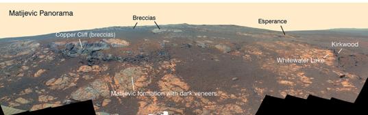 A once habitable Mars