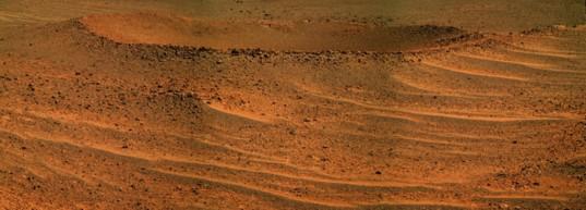 Lunokhod 2 Crater