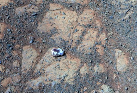 A Martian