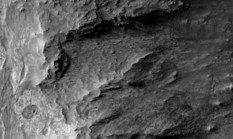 Opportunity's location