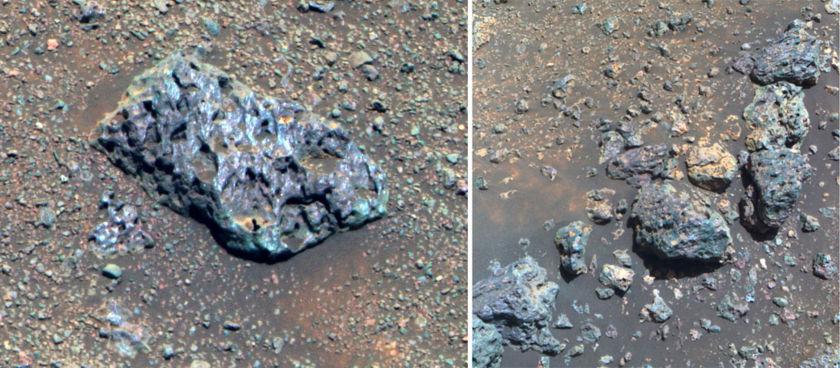 Mars' latest mysteries