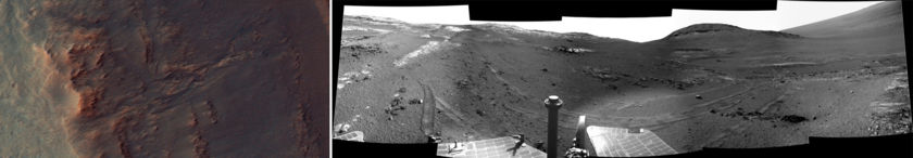 In Perseverance Valley