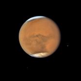 Mars arrives