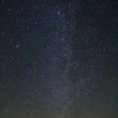 Milky Way at Burro Creek, AZ