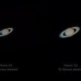 Saturn Comparison