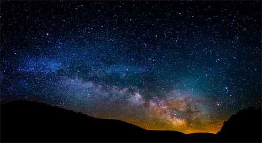 Cherry Springs Milky Way