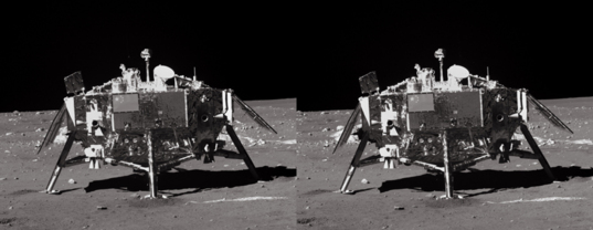 Chang'e 3 Lander Allows Us to Look for More Moonrocks