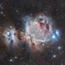 Orion Nebula from the Arizona Desert