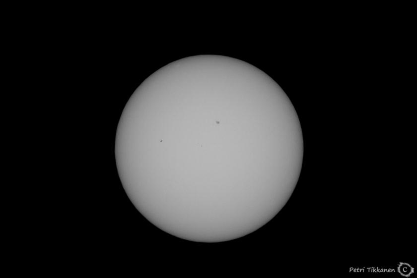 Mercury transit 9.5.2016