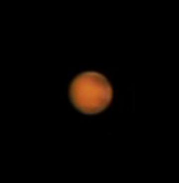 Mars on June 6, 2016