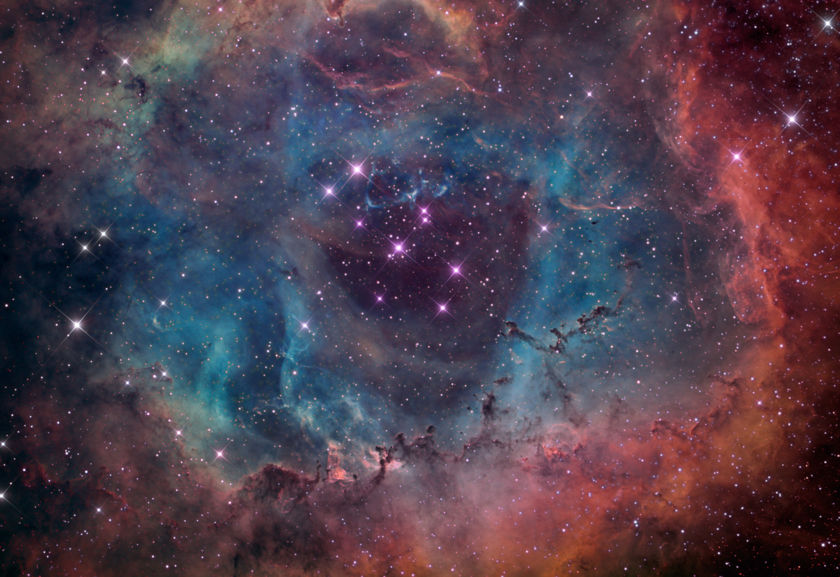 Per aspera ad astra – Through Hardship to the Stars