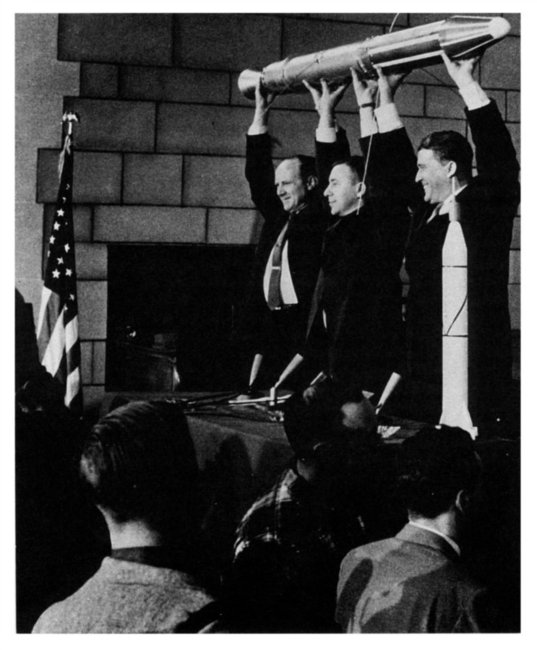 The original American spacecraft celebration: Explorer 1