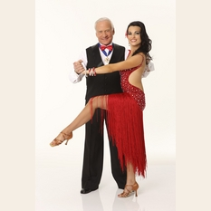Buzz Aldrin on Dancing with the Stars