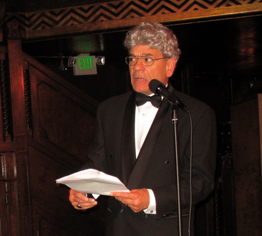 Bob Picardo as Lou Friedman