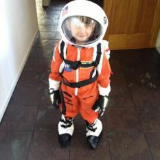 Sanaya Astronaut Lakdawalla