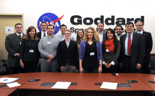 Arizona congressional delegation visits Goddard