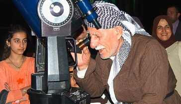 Astronomers Without Borders in Iraq