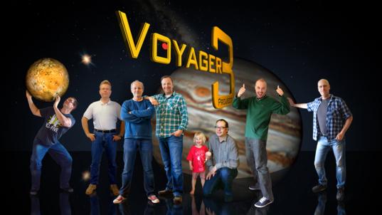 Voyager 3 team