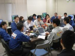 IKAROS operations center, June 4, 2010