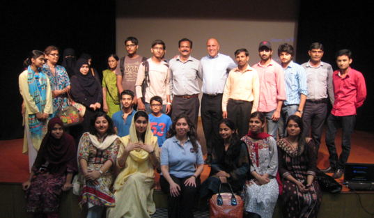 Young Engineers Association Pakistan and Young Women Engineers in Pak, Karachi, May 27, 2014