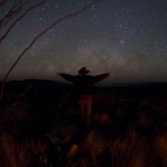 The Milky Way and Tyler Nordgren
