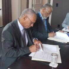 NASA, ISRO sign joint working agreement
