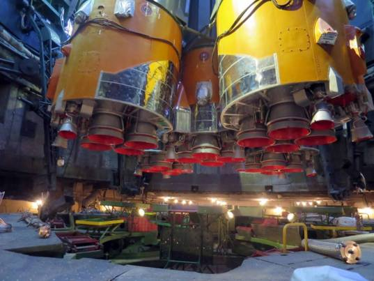 Soyuz FG engines