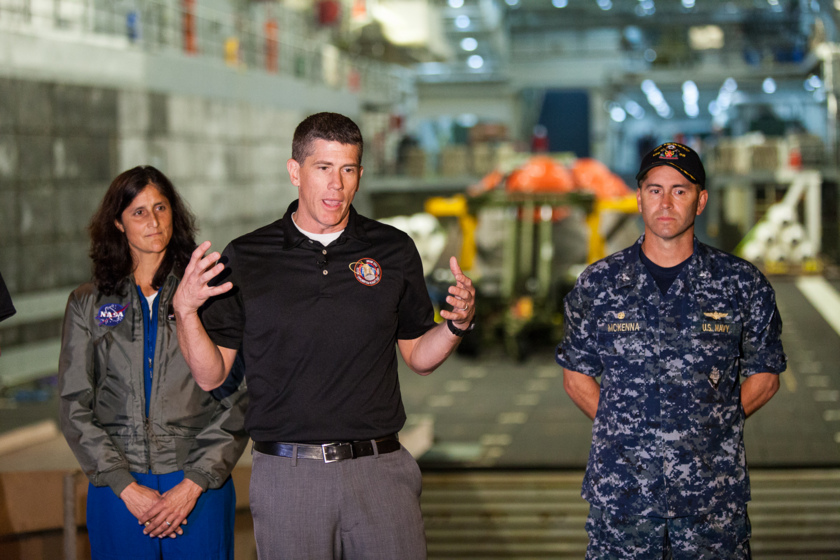 NASA and the Navy