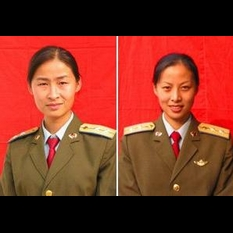 China's first female taikonauts