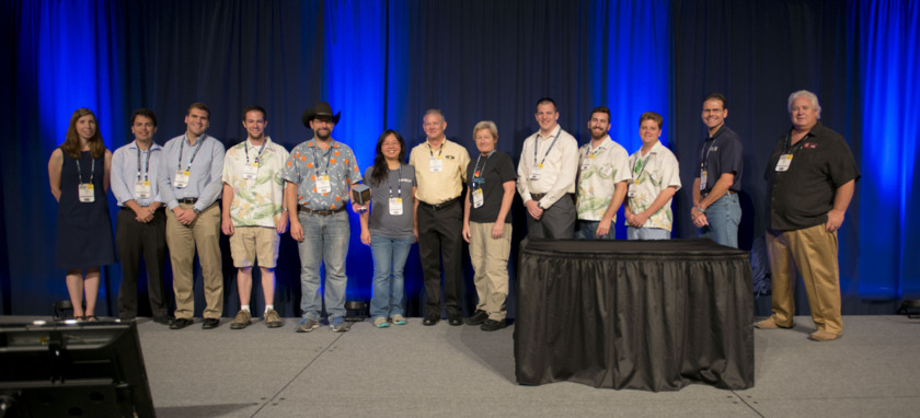 AIAA 2015 Small Satellite Mission of the Year Award Presentation to the LightSail Team