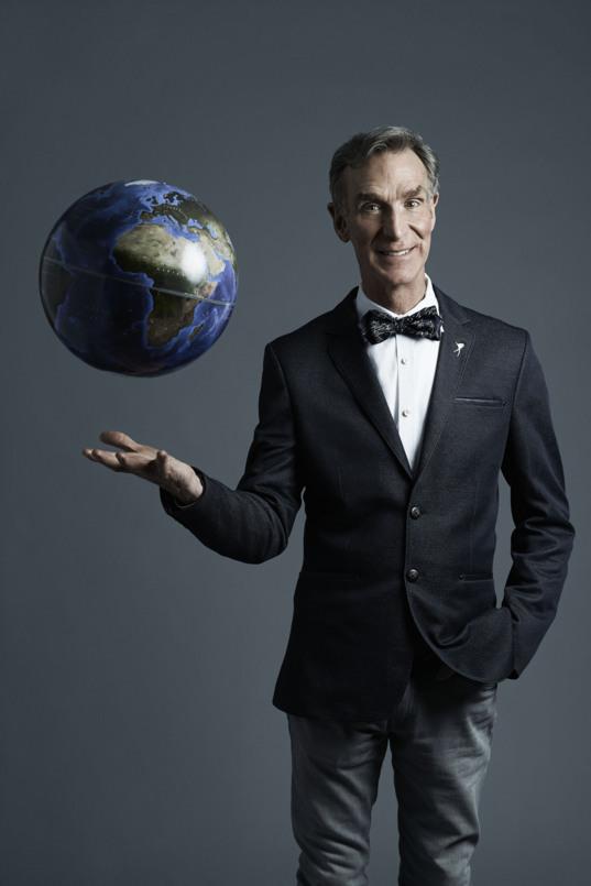 Planetary Society CEO Bill Nye