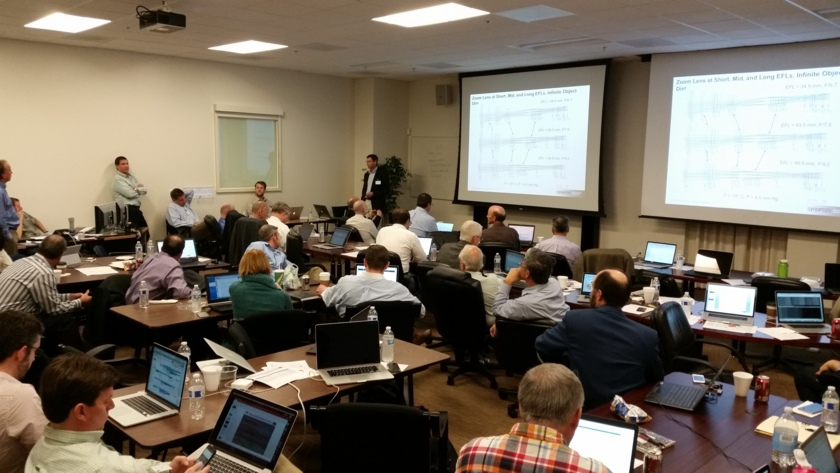 Mastcam-Z Preliminary Design Review meeting, October 2015